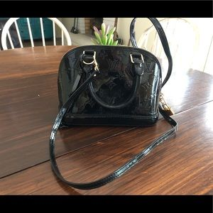 Louis Vuitton Alma Black Monogram BB